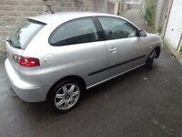 SEAT Ibiza 1.9TDI 130BHP