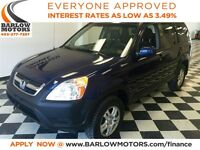 2004 Honda CR-V EX Well Maintain All Wheel Drive !*Everyone Appr