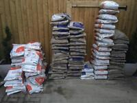 Brand new unused building supplies bulk