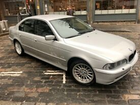 2002 51 Bmw 5 Series 535i Facelift V8 Auto Full Service History Beautiful Condition 245 Bhp E39 139k