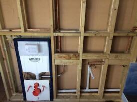 Plumber, plumbing apprentice or laborer