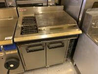 GRILL COOKER OVEN 3 IN 1 CATERING COMMERCIAL KITCHEN FAST FOOD RESTAURANT