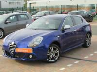 Alfa Romeo Giulietta JTDM-2 EXCLUSIVE (blue) 2014-03-25