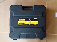 DEWALT manual floor nailer