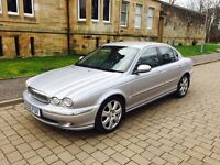 2005 55 plate jaguar x type 2.1 automatic only £895