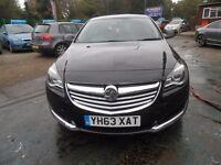 Vauxhall Insignia 2.0 CDTi ecoFLEX Design 5dr (start/stop) 2013(63) £5450