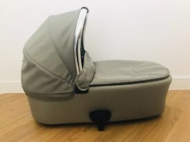 Mamas and Papas Ocarro carrycot only - sage green