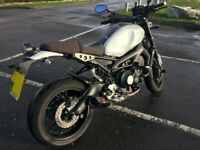 Yamaha XSR 900 Loaded with Extras.
