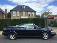 Sabb 900 convertible no mot or tax mint body work