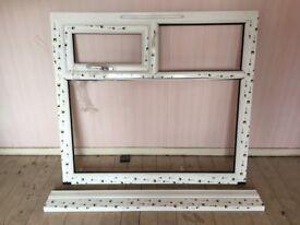 Brand New Double Glazed uPVC Window *NOW SOLD*