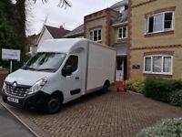 Man and Van Removals Southampton