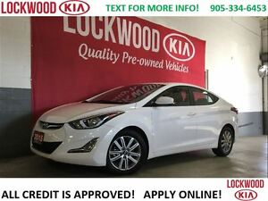 2015 Hyundai Elantra SE SPORT - SUNROOF, BACK-UP CAM, BLUETOOTH