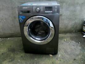 Washing machine , Samsung eco bubble 8kg .