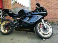 Sashs xtc super sport 125cc