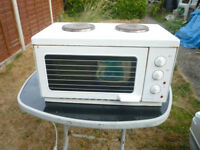 russel hobs ,electric oven plus hobs