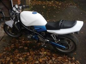 SUZUKI GSF 400 BANDIT SPARES OR REPAIR WITH SPARES PROJECT