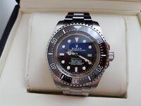 New Swiss Rolex Deepsea Sea-Dweller for sale!