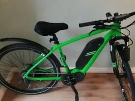 Raleigh strada trail sport electric bike