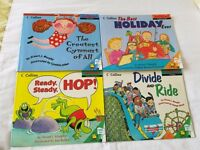Collins Mathstart Learning books