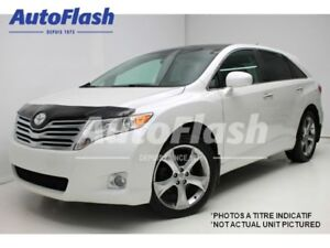 2011 Toyota Venza V6 AWD * Mag-20 * Toit-Pano-Roof * Cuir/Leathe