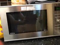 Panasonic microwave almost new