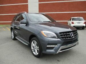 2015 Mercedes-Benz M-Class ML350 B-TEC NAV.ADAPTIVE CRUISE PANO