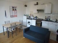 Bright and spacious 1 bedroomed ground floor conversion. Set behind commercial premises(QUIET