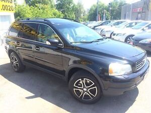 2007 Volvo XC90 3.2 / 7PASS/LEATHER/ROOF/ALLOYS/SHARP