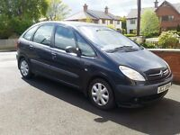2002 CITROEN XSARA PICASSO 1.8 PETROL PEOPLE CARRIER - P/X TRADE SWAP IN WELCOME