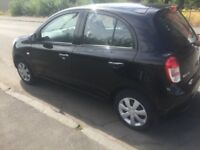 NISSAN MICRA 2011 1.2 FULL YEAR MOT, EXCELLENT CONDITION