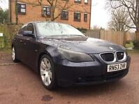 BMW 530i SE ** CREAM LEATHER ** FULLY LOADED ** 6M WARRANTY