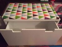 Ikea Stuva toybox/storage bench