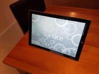 Surface Pro 3 64GB - 4gb Memory - i3 Processor - Windows 8 - Office 2010 - £150