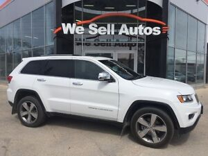 2015 Jeep Grand Cherokee Limited 4X4 *AUX *ALLOY WHEELS *NAV *CO