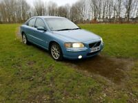 Volvo s60 2.4D automatic 120K FULL LOADED £1250