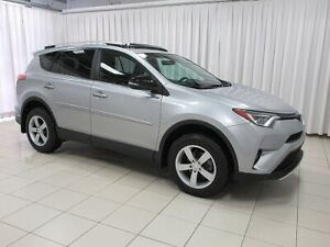 2016 Toyota RAV4 SPECIAL EDITION WITH HEATED STEERING WHEEL, LED