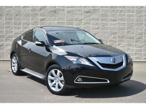 2010 Acura ZDX AWD Tech | Navigation | Panoramic Roof | ELS Audi