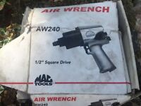 Mac tools air wrench aw 240
