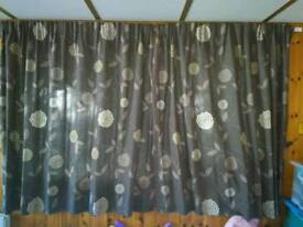 Curtains 6 pairs
