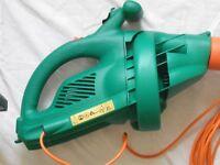 Black & Decker garden leaf blower/vacuum GW254 1600w