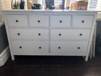Large chest of 8 drawers