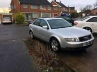 Audi A4 spares or repairs