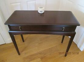 STAG CONSOLE TABLE