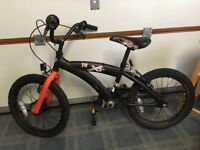 Boys bike, to suit 5/8 years