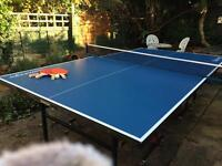 Slazenger folding table tennis table