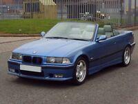 1997 (P) BMW E36 M3 3.2 EVOLUTION CONVERTIBLE 2DR PX - (EVO,VXR,R32,RS4,M5,S3,TYPE R,STI)