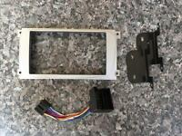 Ford Focus fascia kit for any aftermarket double din head unit