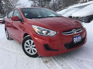2016 Hyundai Accent LE with Remote Start