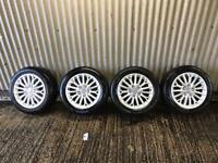 "Genuine 16"" Audi A3 SE Technik Alloy Wheels #1 - 5x112 - Will fit VW, Skoda, Seat, A4, A5"