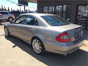 2007 Mercedes-Benz E-Class ALL WHEEL DRIVE! 123K! Edmonton Edmonton Area image 4